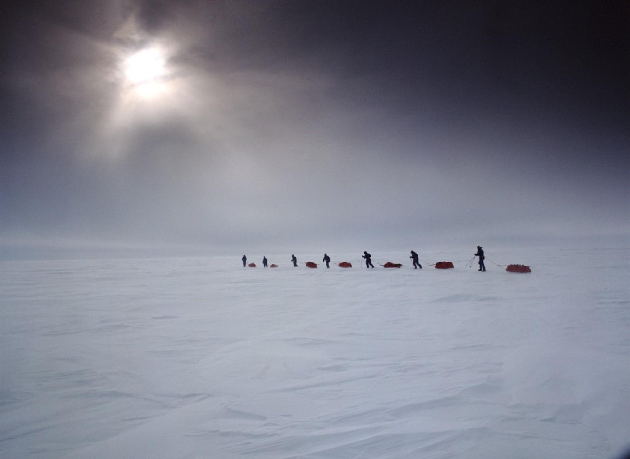 Polar Desert by Martin Hartley