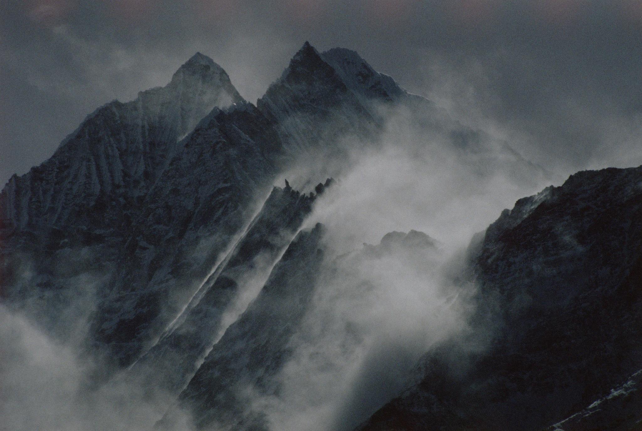 Tramserku, Himalaya by Martin Hartley