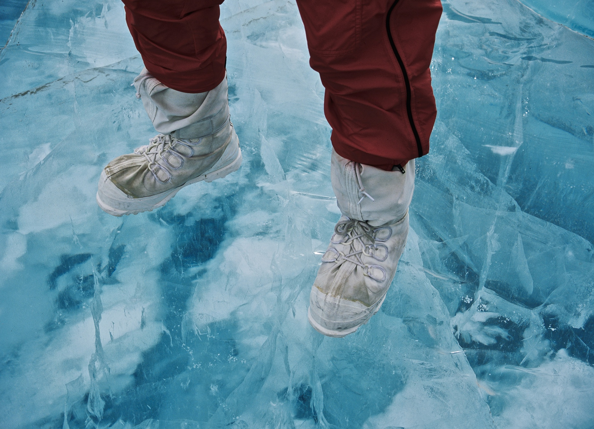 Walking on Water by Martin Hartley