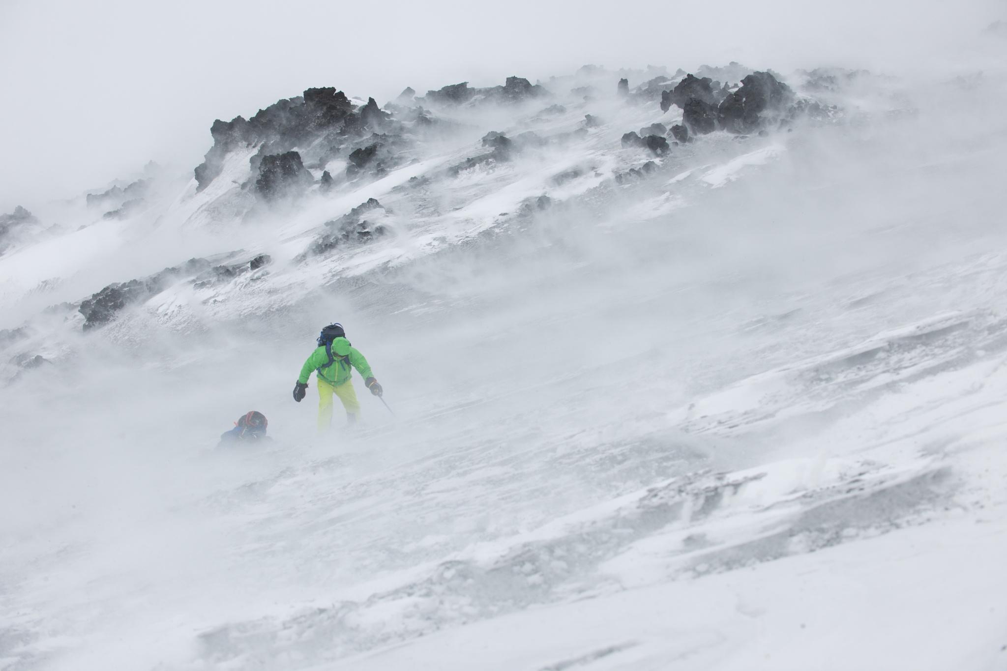 Kluchevskay Sopka, Kamchatka volcano by Martin Hartley