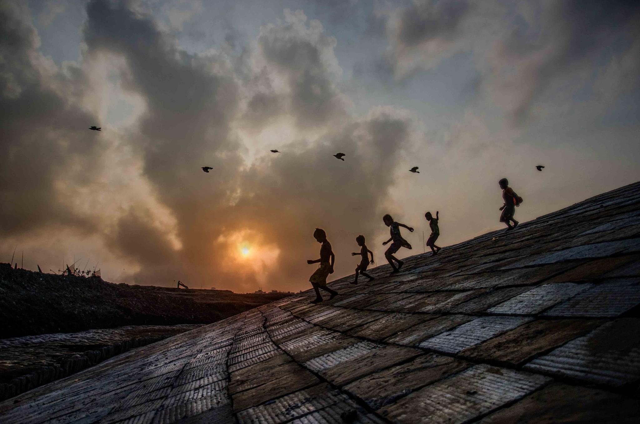 Run Away by Habib Chowdhury Mitu