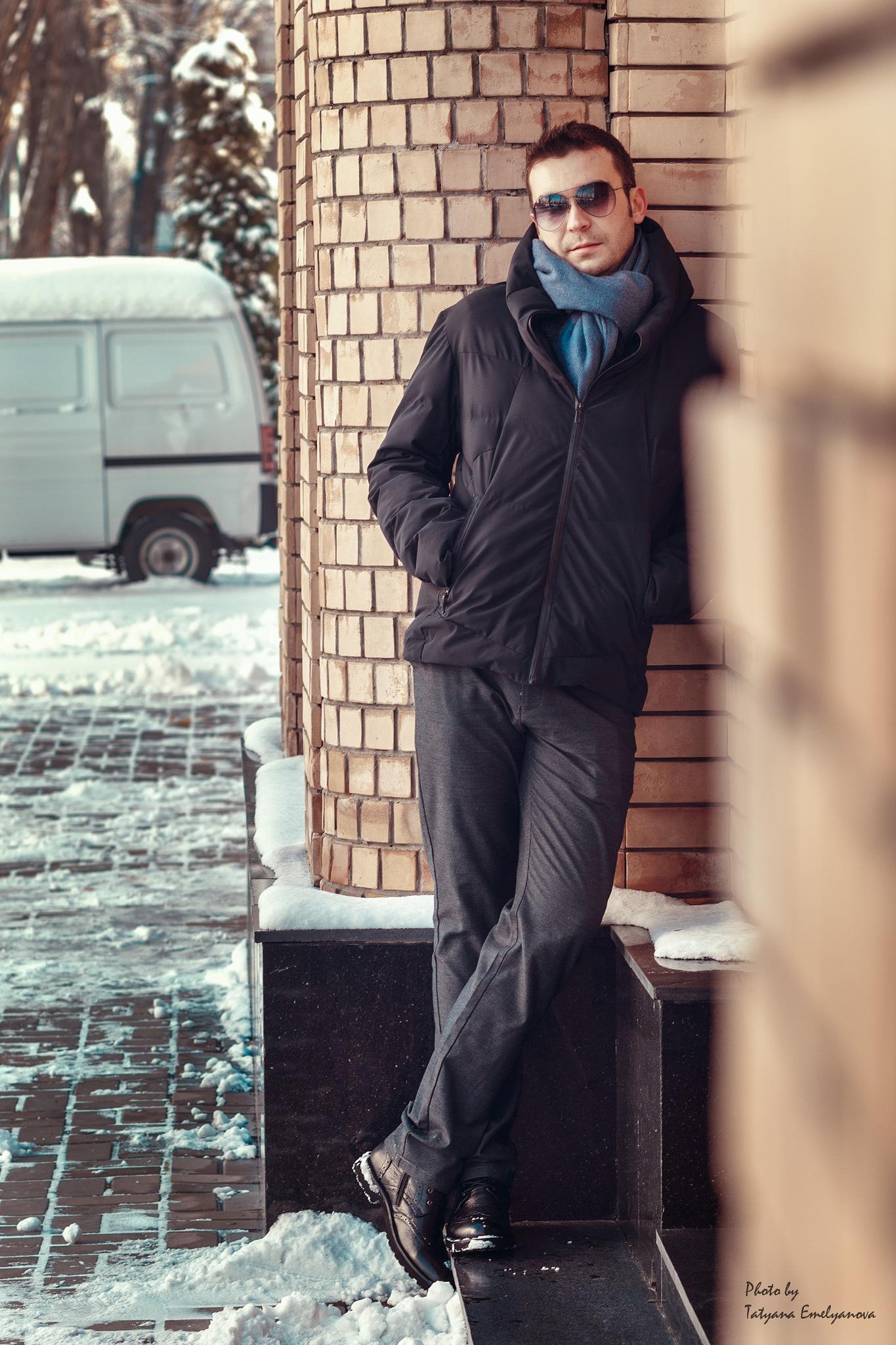 Зима в городе. by emelyanova2010