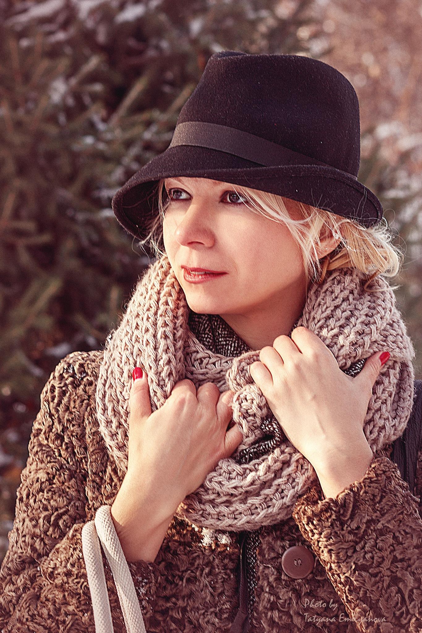 Зимний портрет. by emelyanova2010