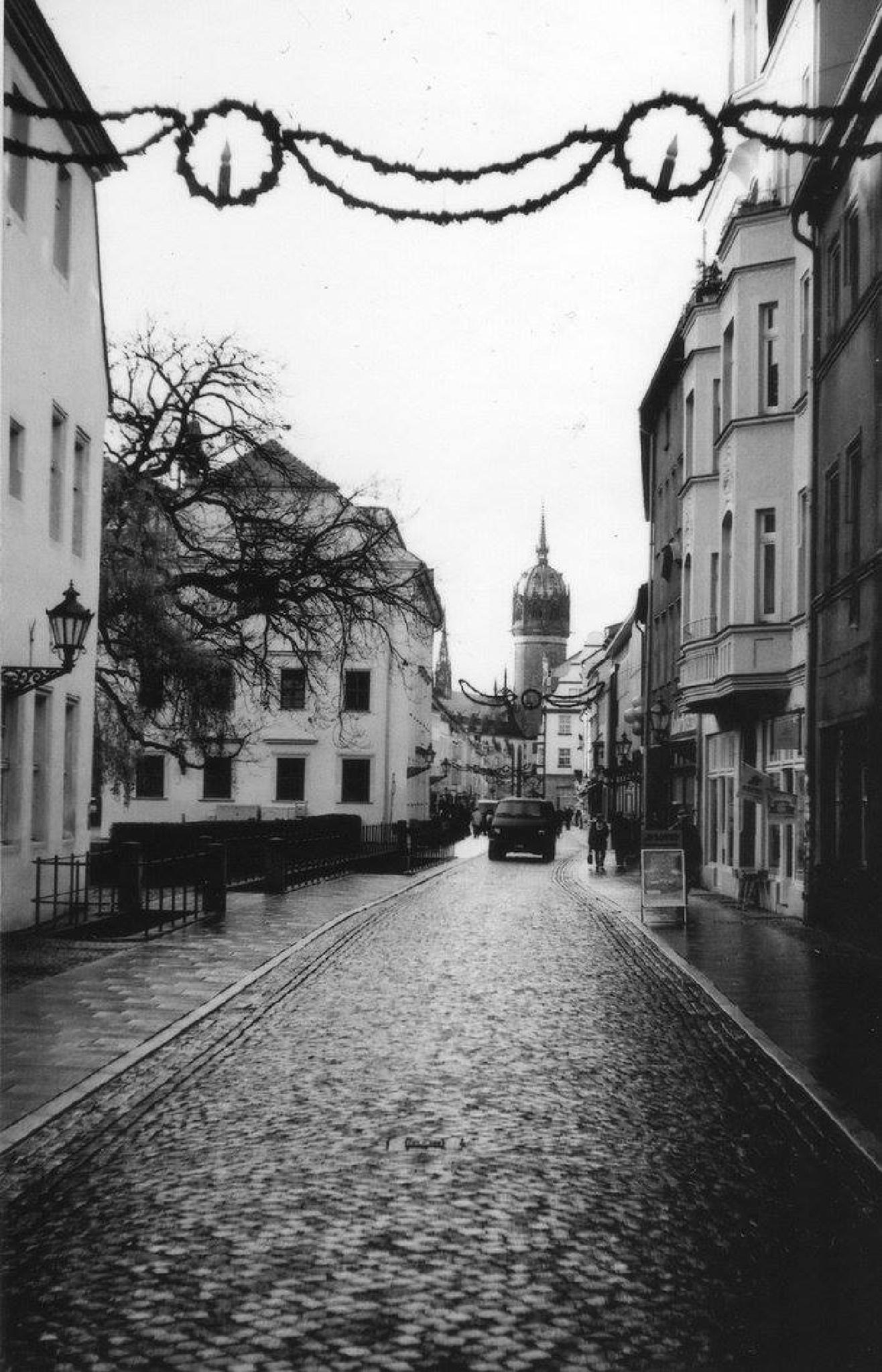 Wittenberg - Judenstrasse by filiplipinski1