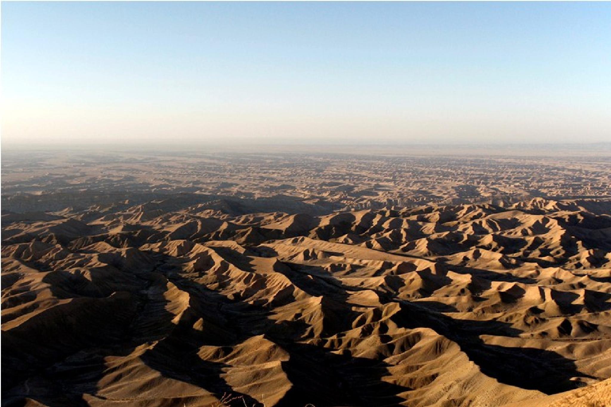 Mahur Hills by Behdad Dalvandi
