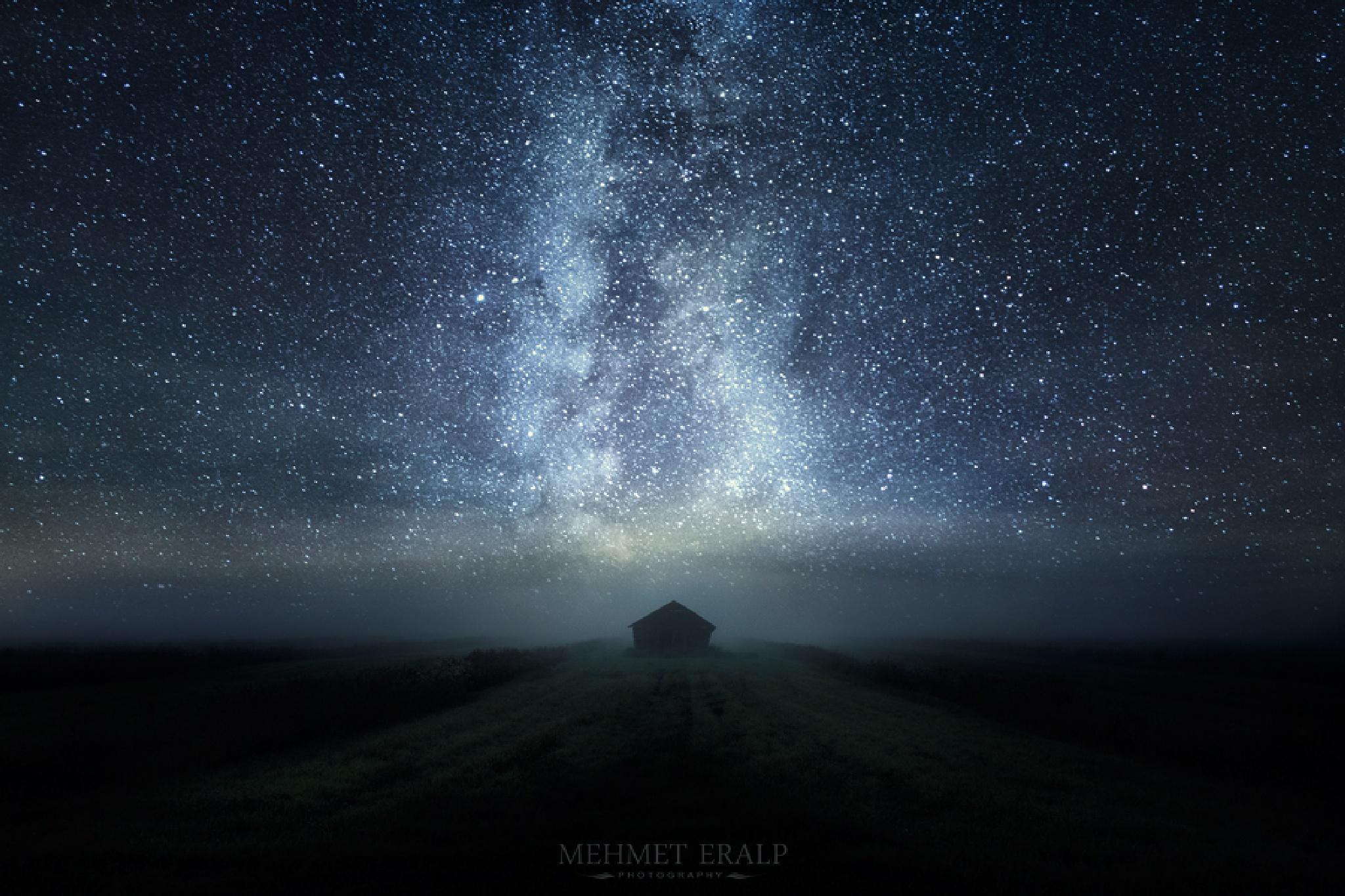 Ghost Hut by Mehmet Eralp