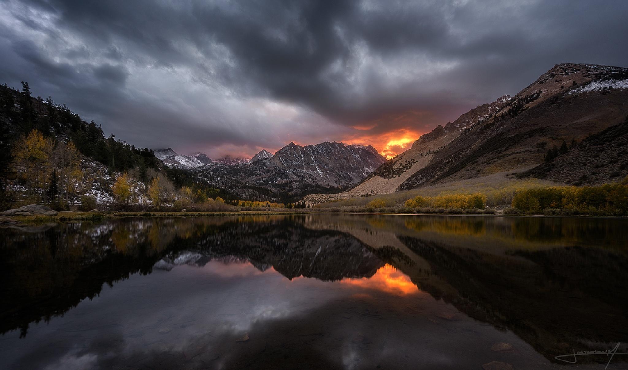 Serenity by Jonathan Mitchell