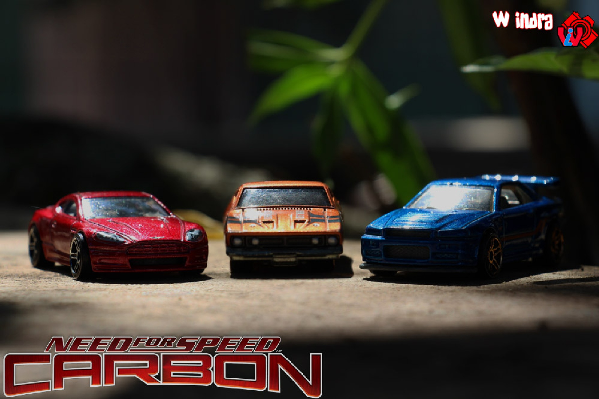 Need for Speed Carbon by indrawhn