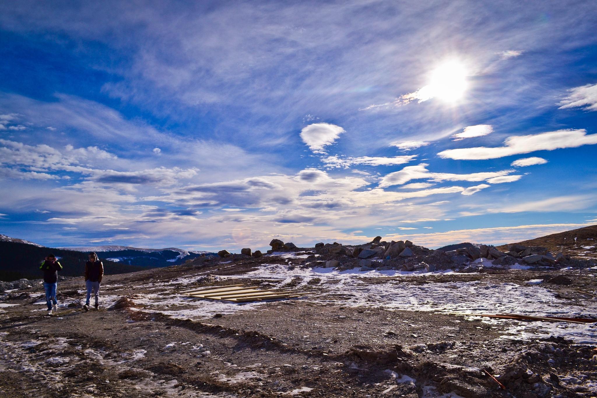 DMT sky by ciiumafaia