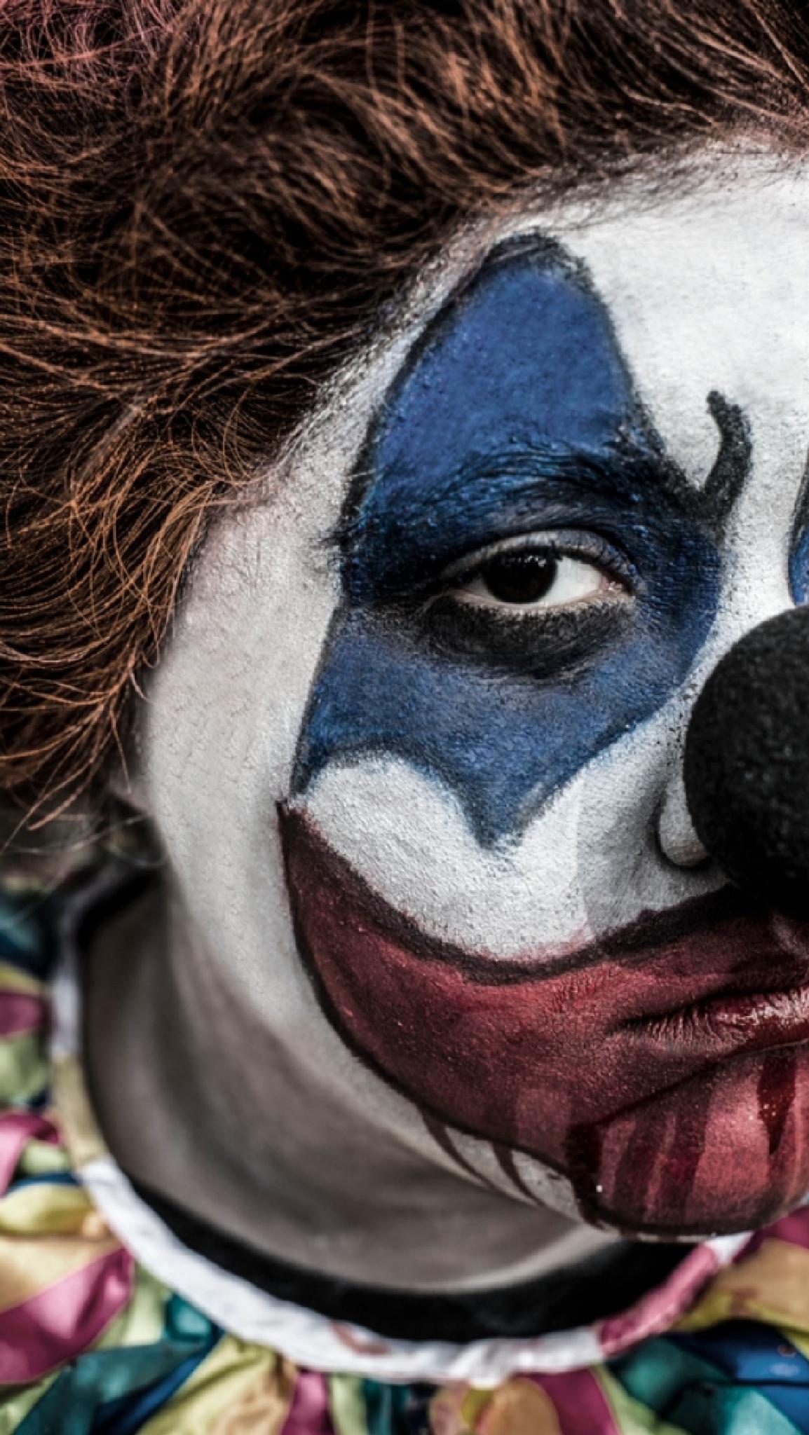 Clown by Angelina Desiree