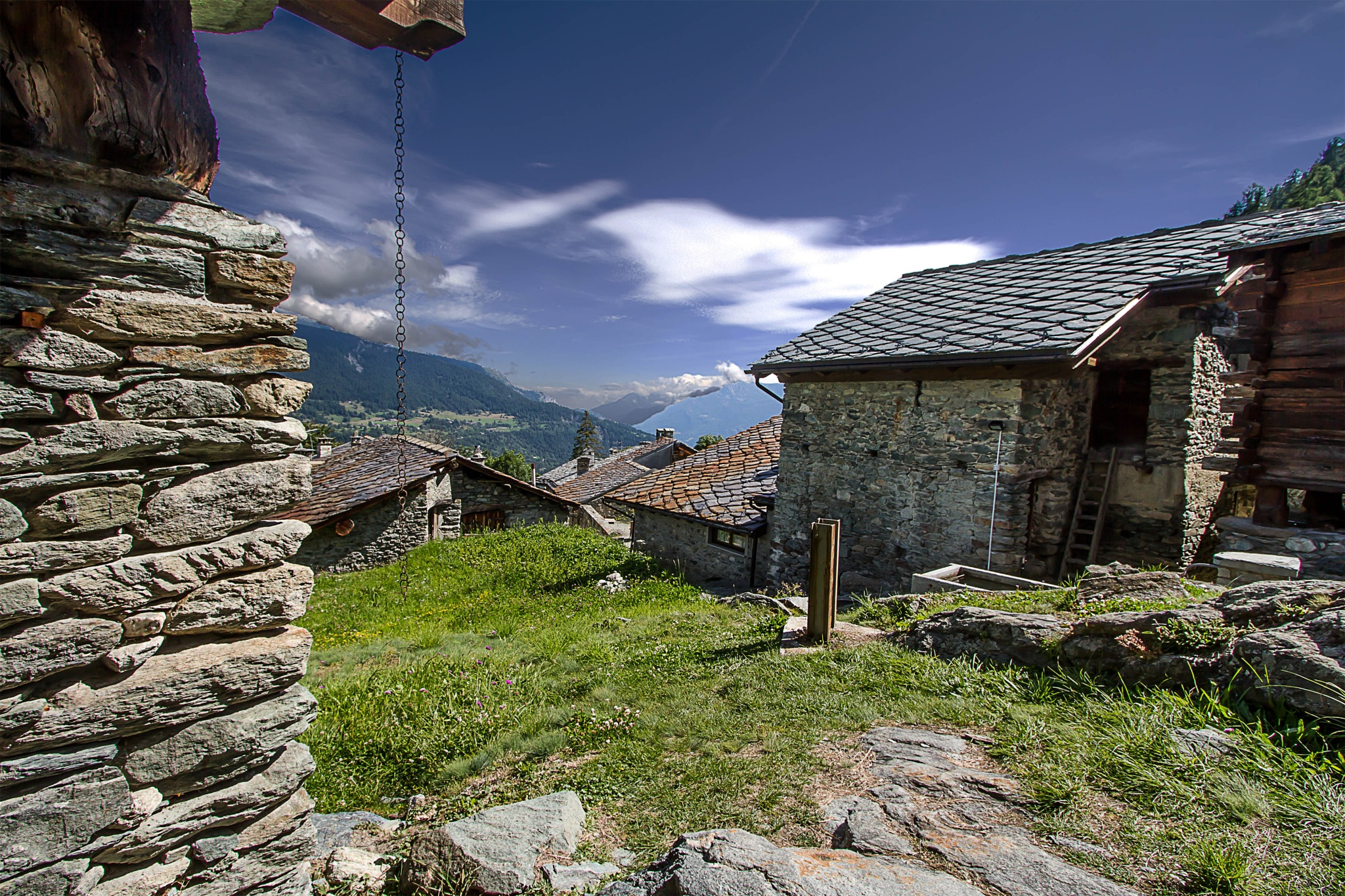 In montagna by Maurizio