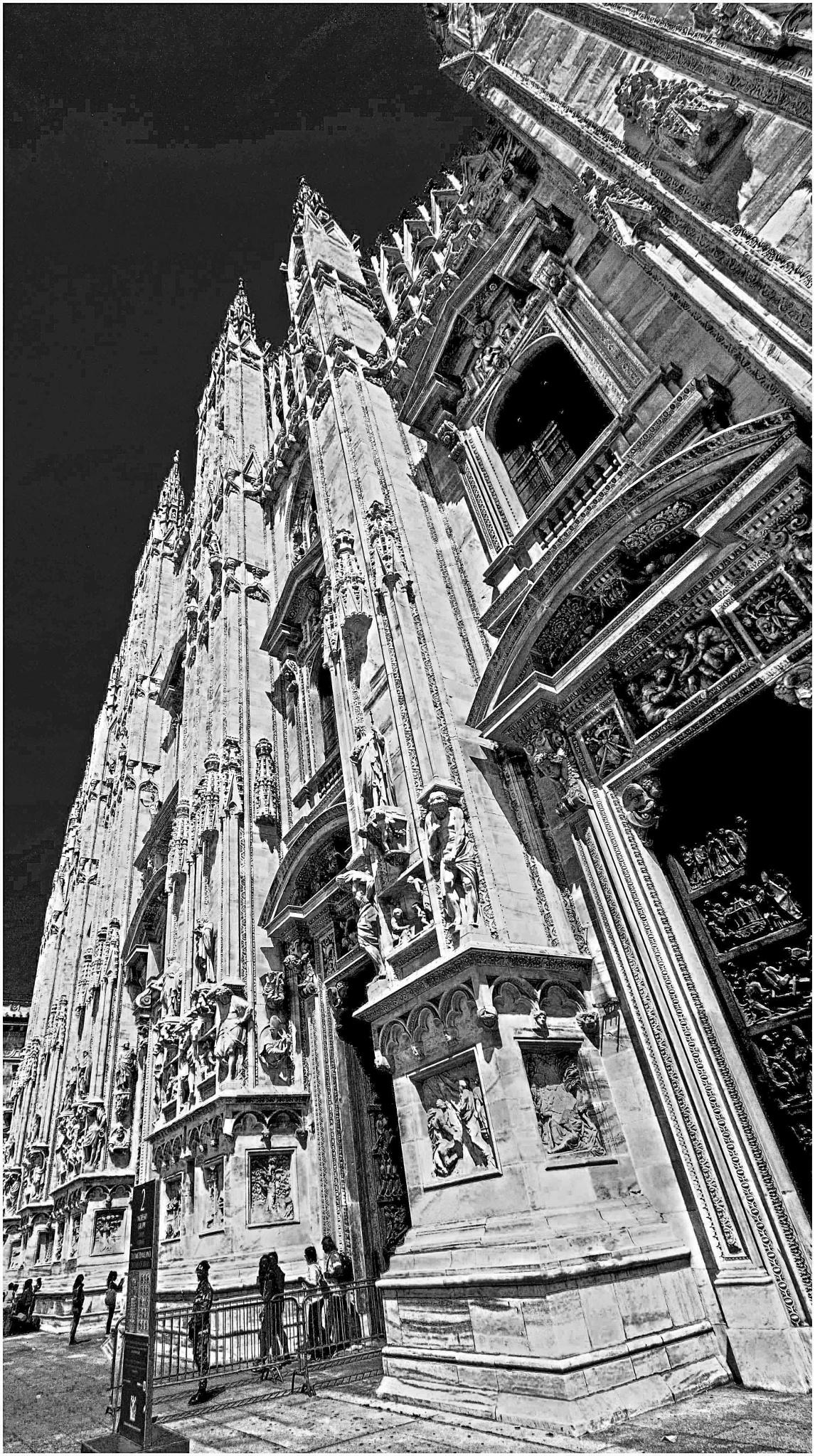 Duomo by Maurizio