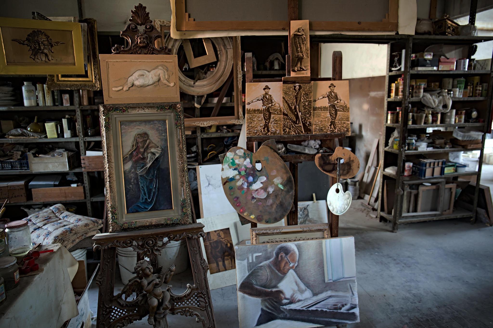 Laboratorio Artistico by Maurizio