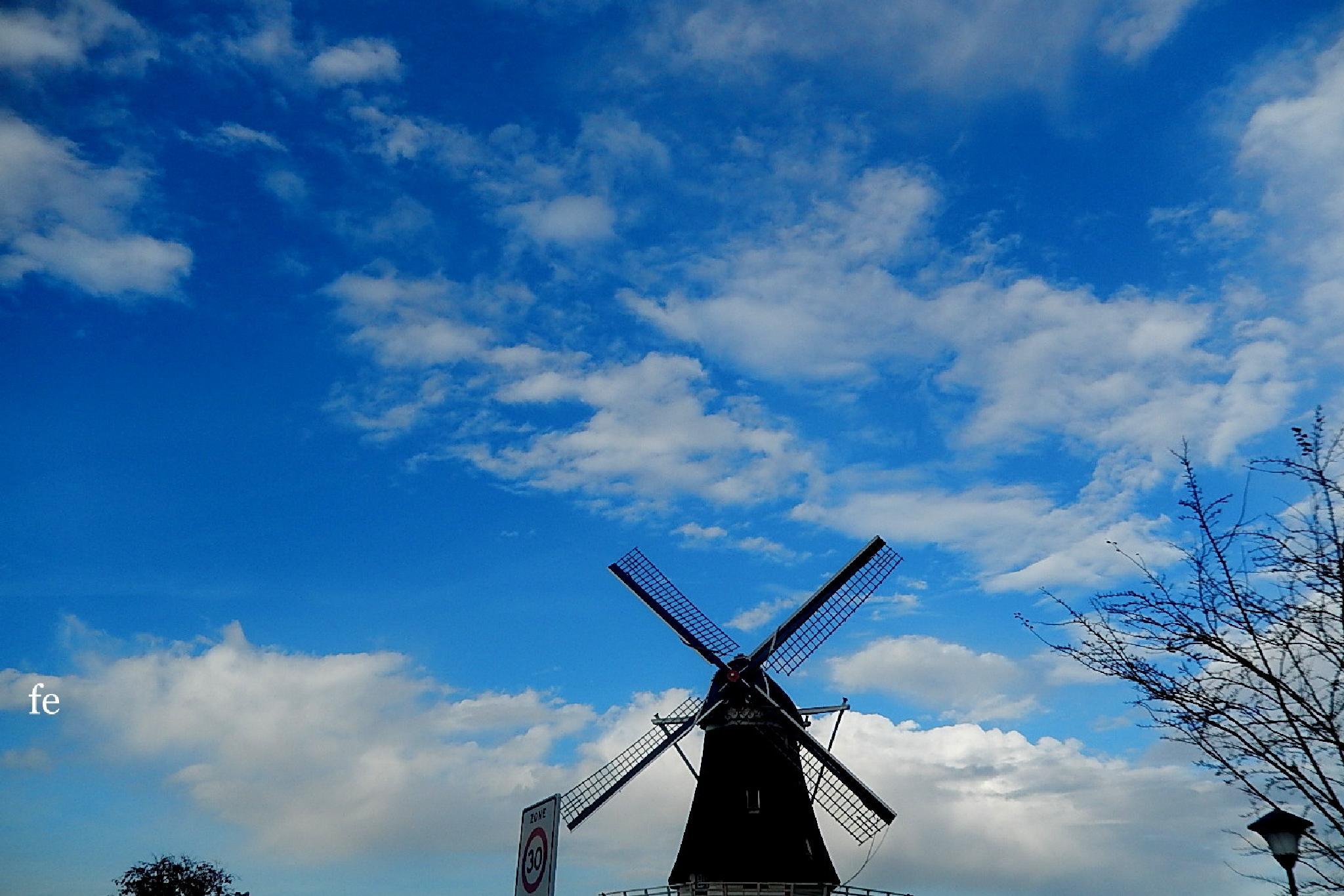 Mill by eliza