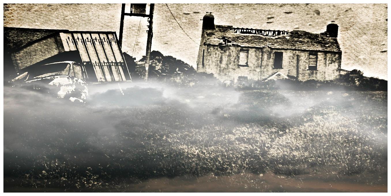 Long Forgotten Farm (c) Richard Cooke by Richard Cooke