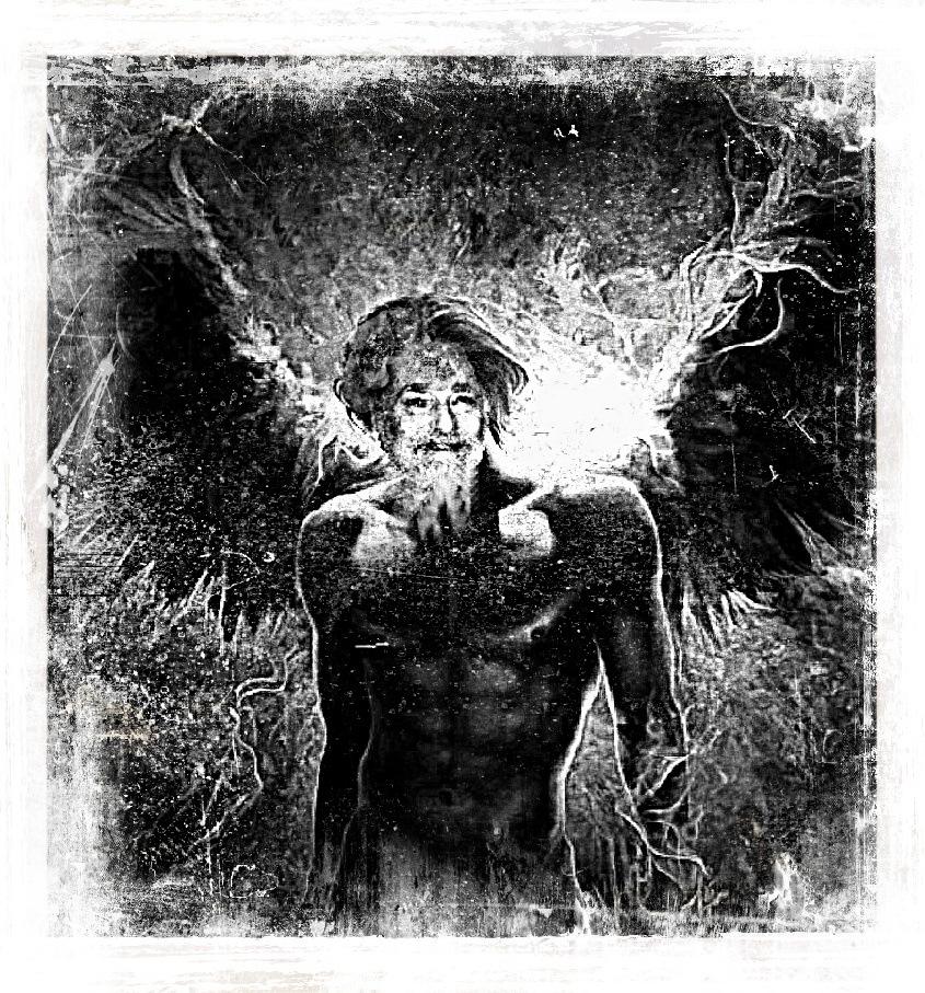 """""""Angel ?"""" (c) Richard Cooke by Richard Cooke"""