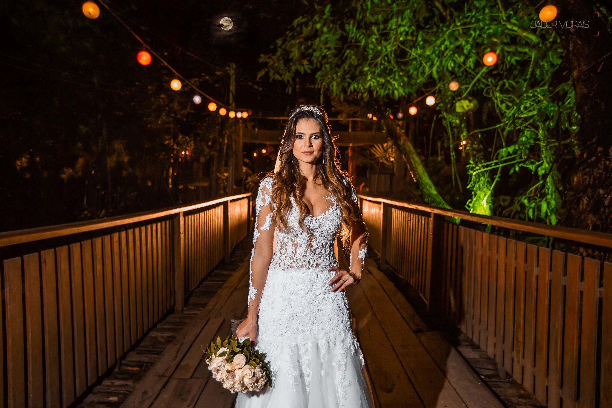 Bride by Jader Morais