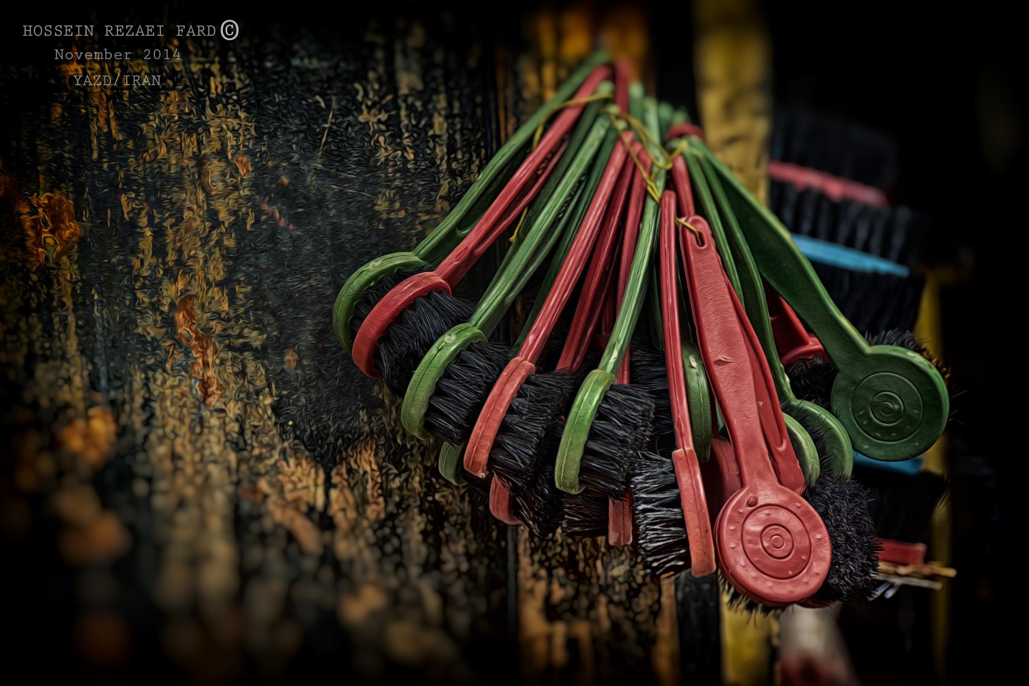 Colors by hosseinrezeifard