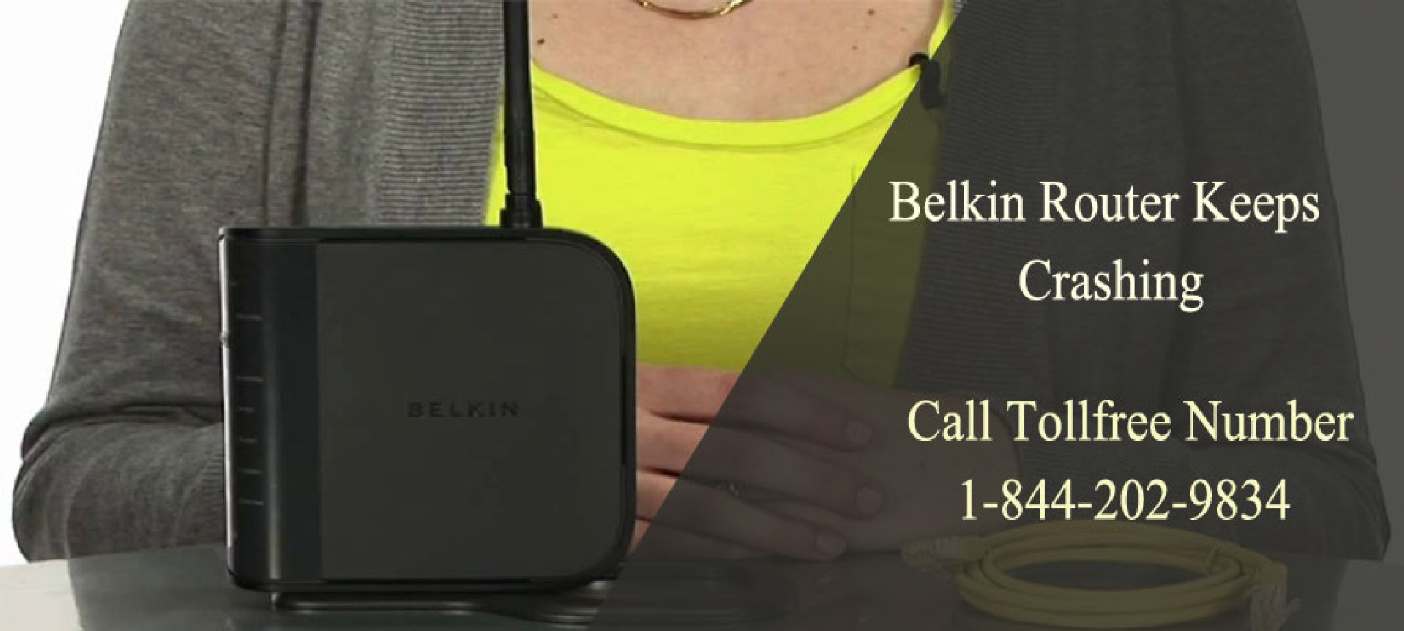 1-844-202-9834 Belkin Router Tech Support Number  by Emily Cooper