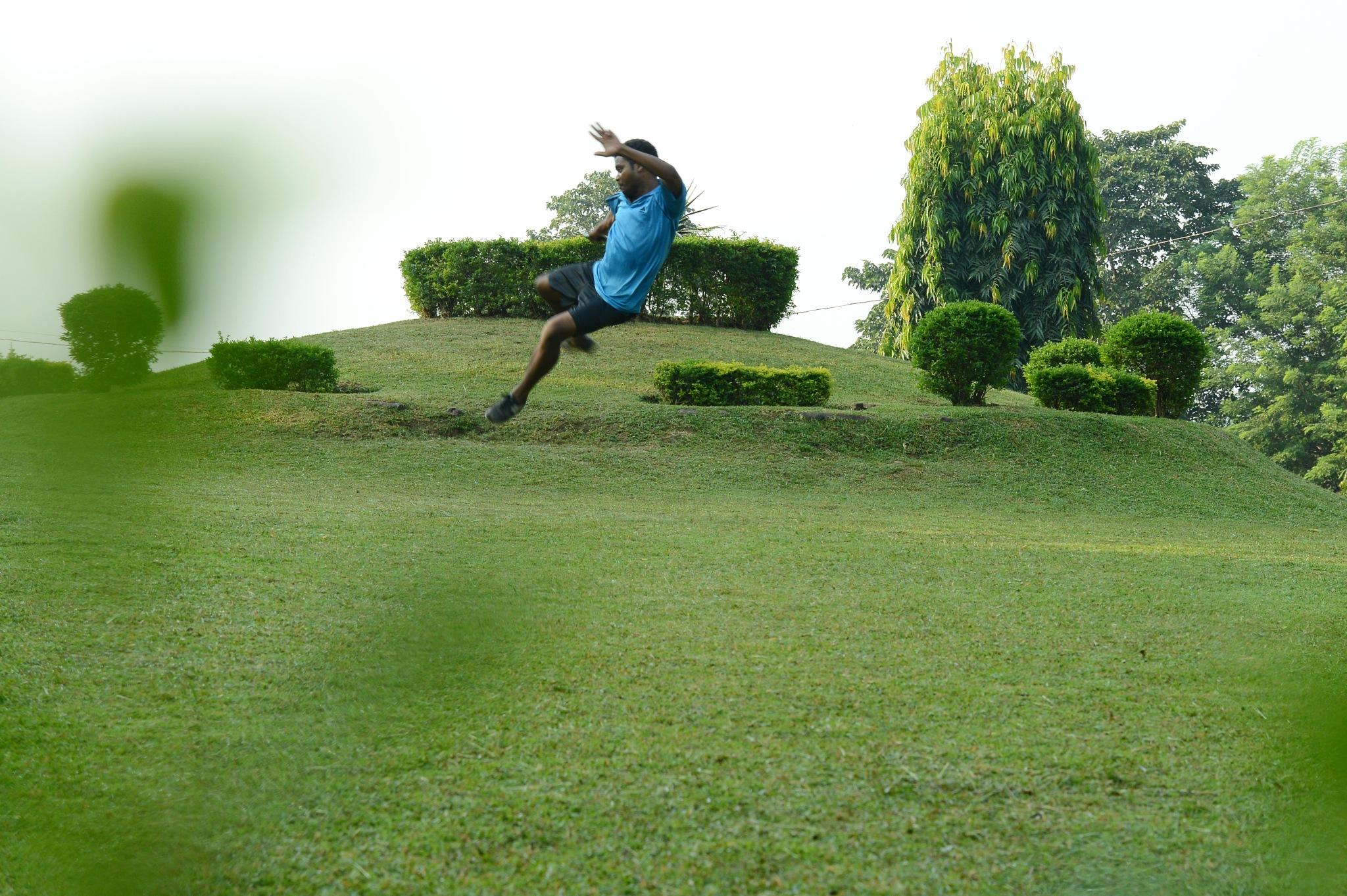 Flying in the AIR by Talmiz