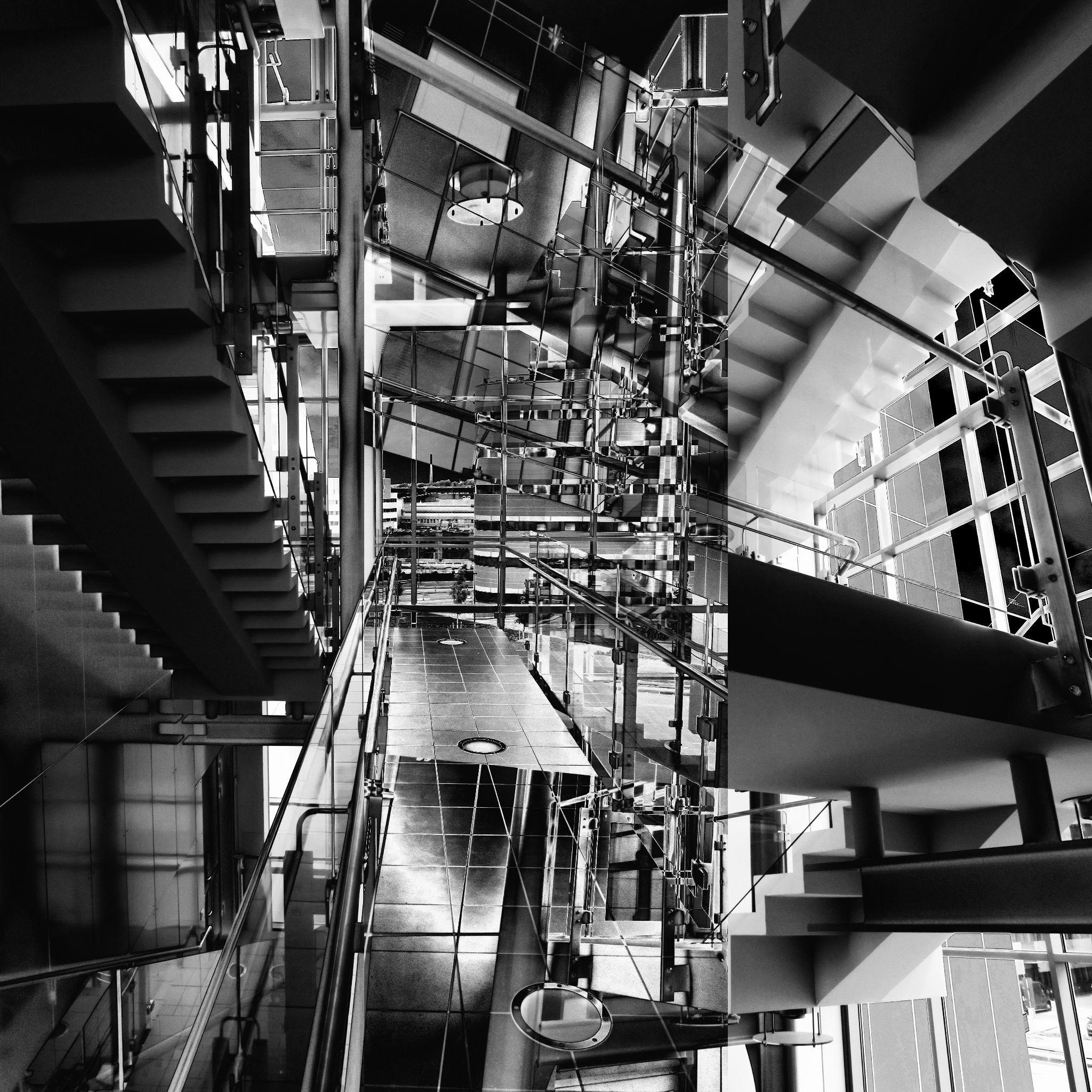 Staircase by Sami Serola