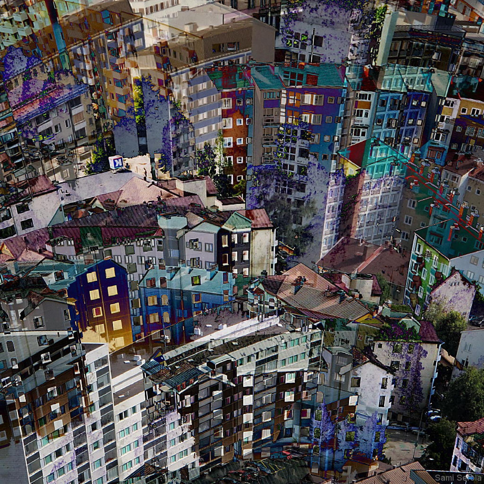 Essence of the city by Sami Serola