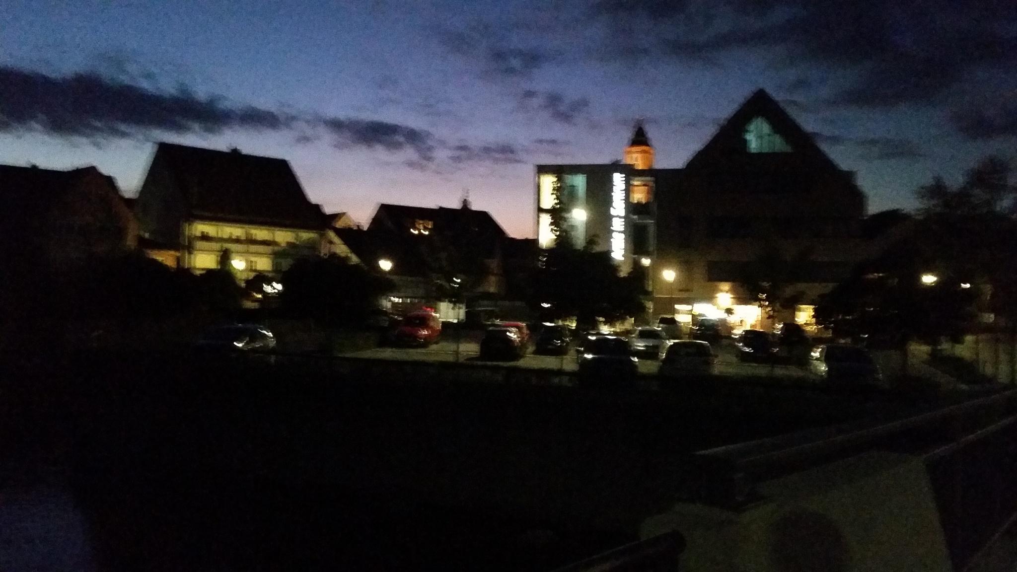 Krumbach city by djbluelime