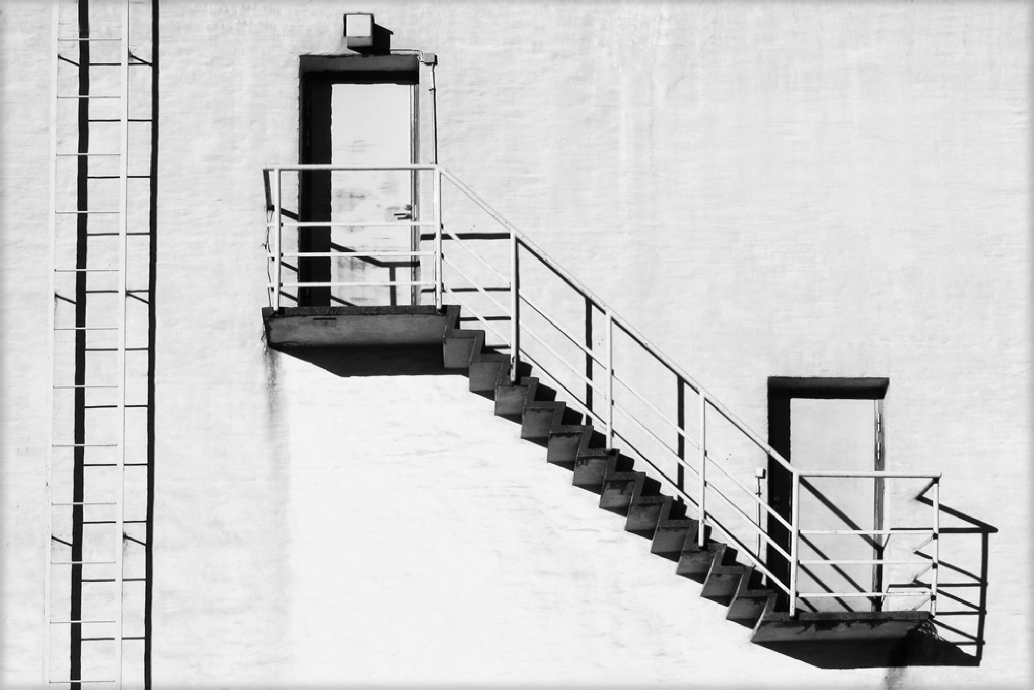 doors and steps by wertti