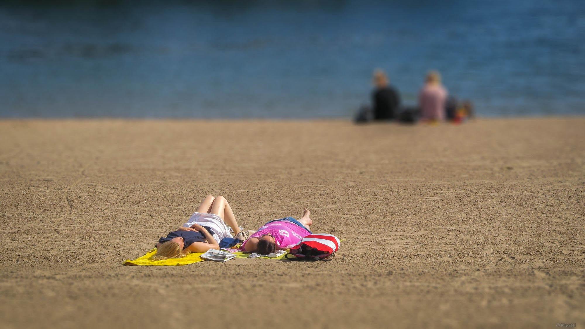 summertime by wertti