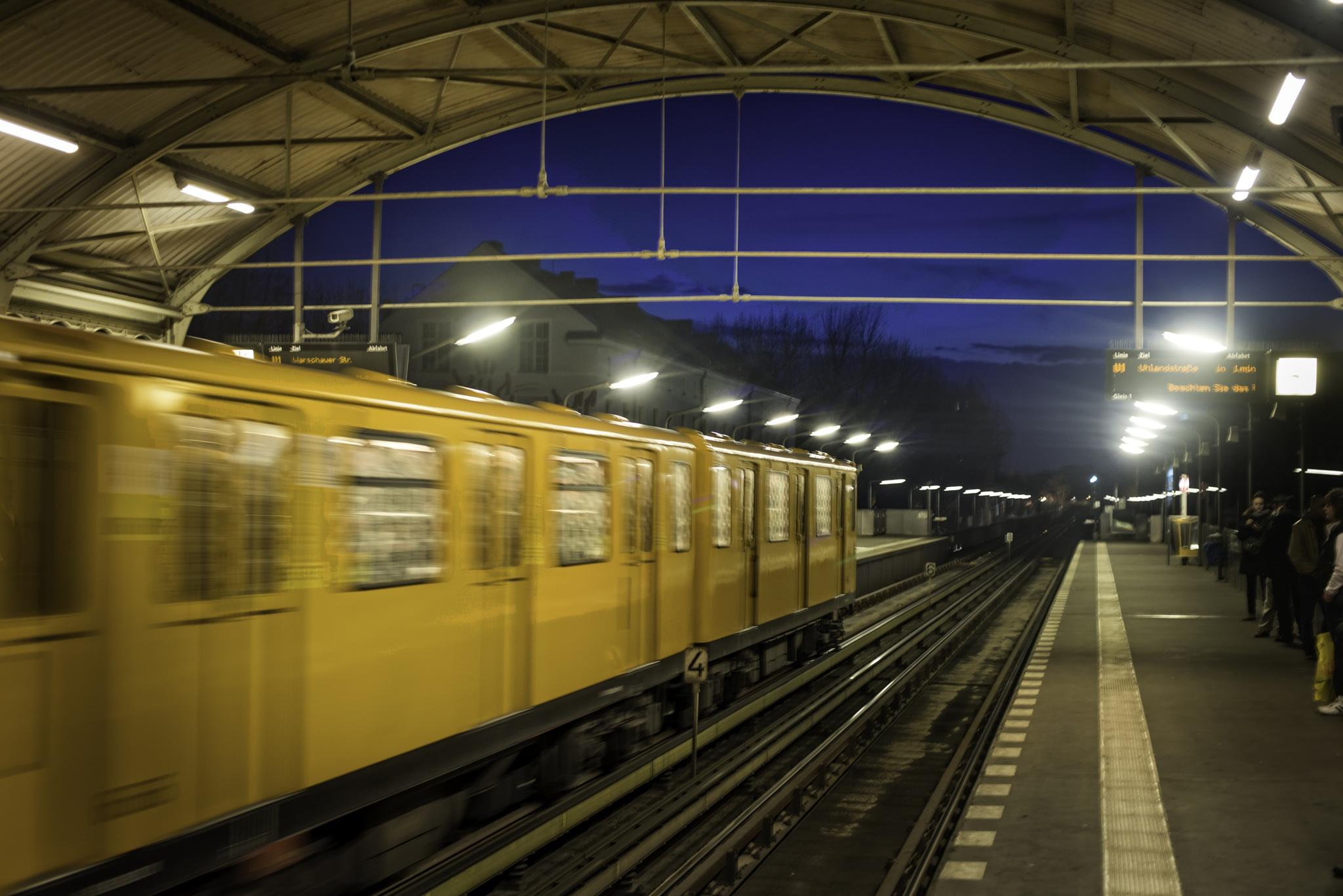 berlin by Eytan Moller