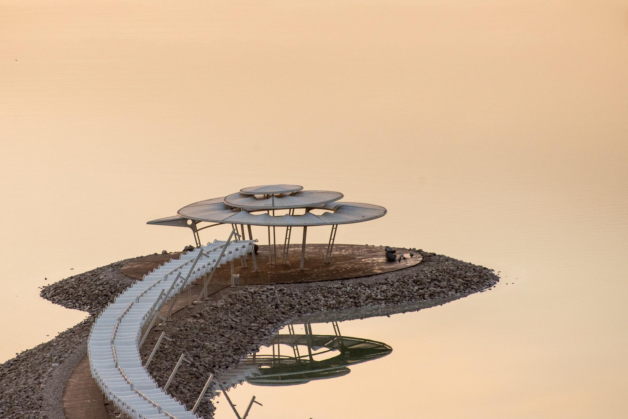 the dead sea by Eytan Moller