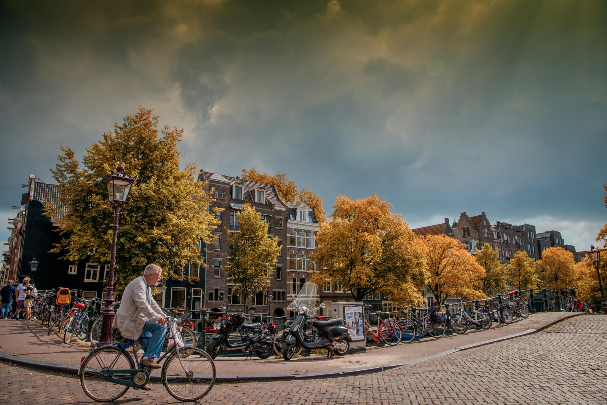amsterdam by Eytan Moller