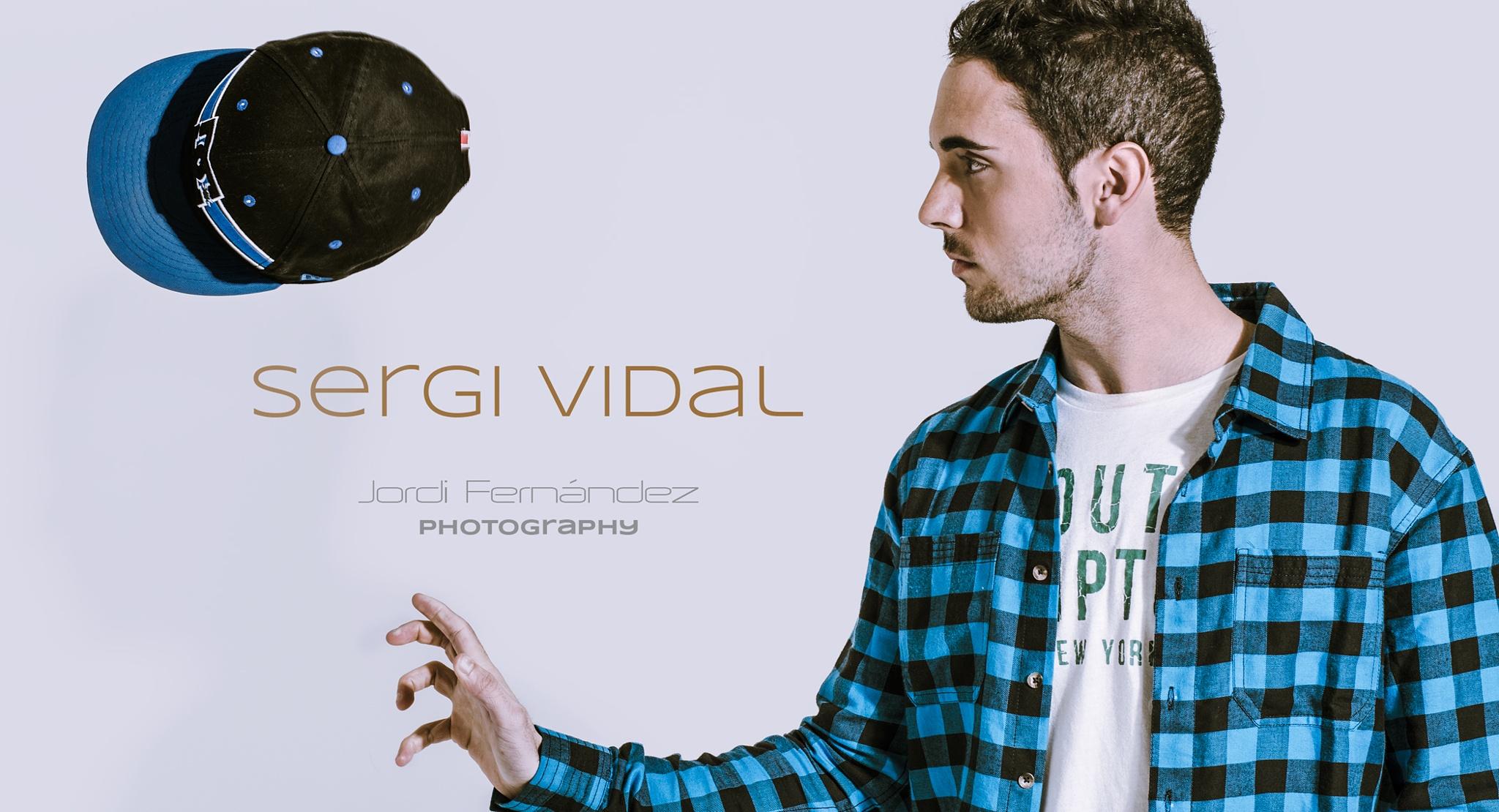 Sergi Vidal by Jordi Fernandez Torres