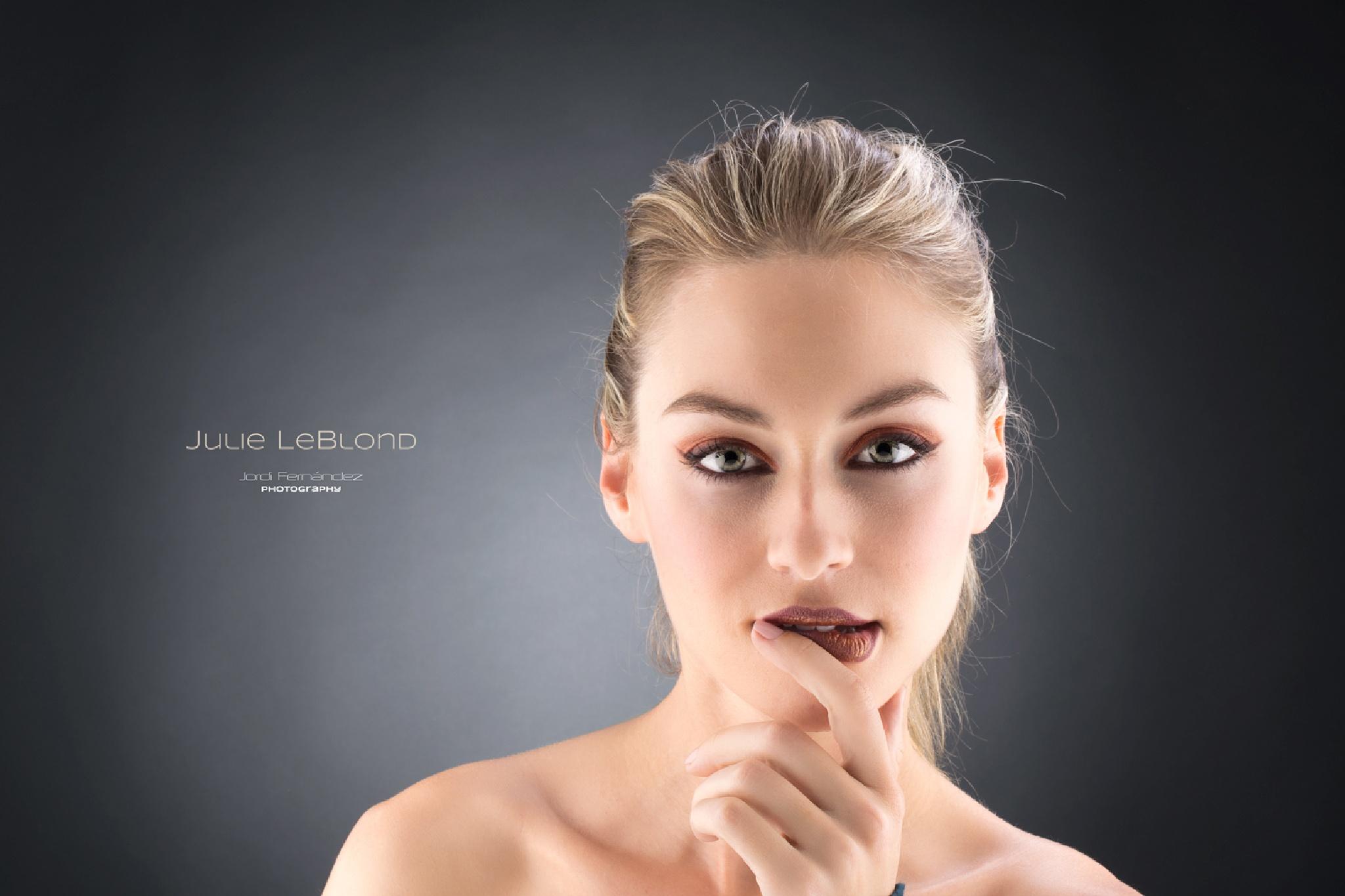 Julie LeBlond by Jordi Fernandez Torres