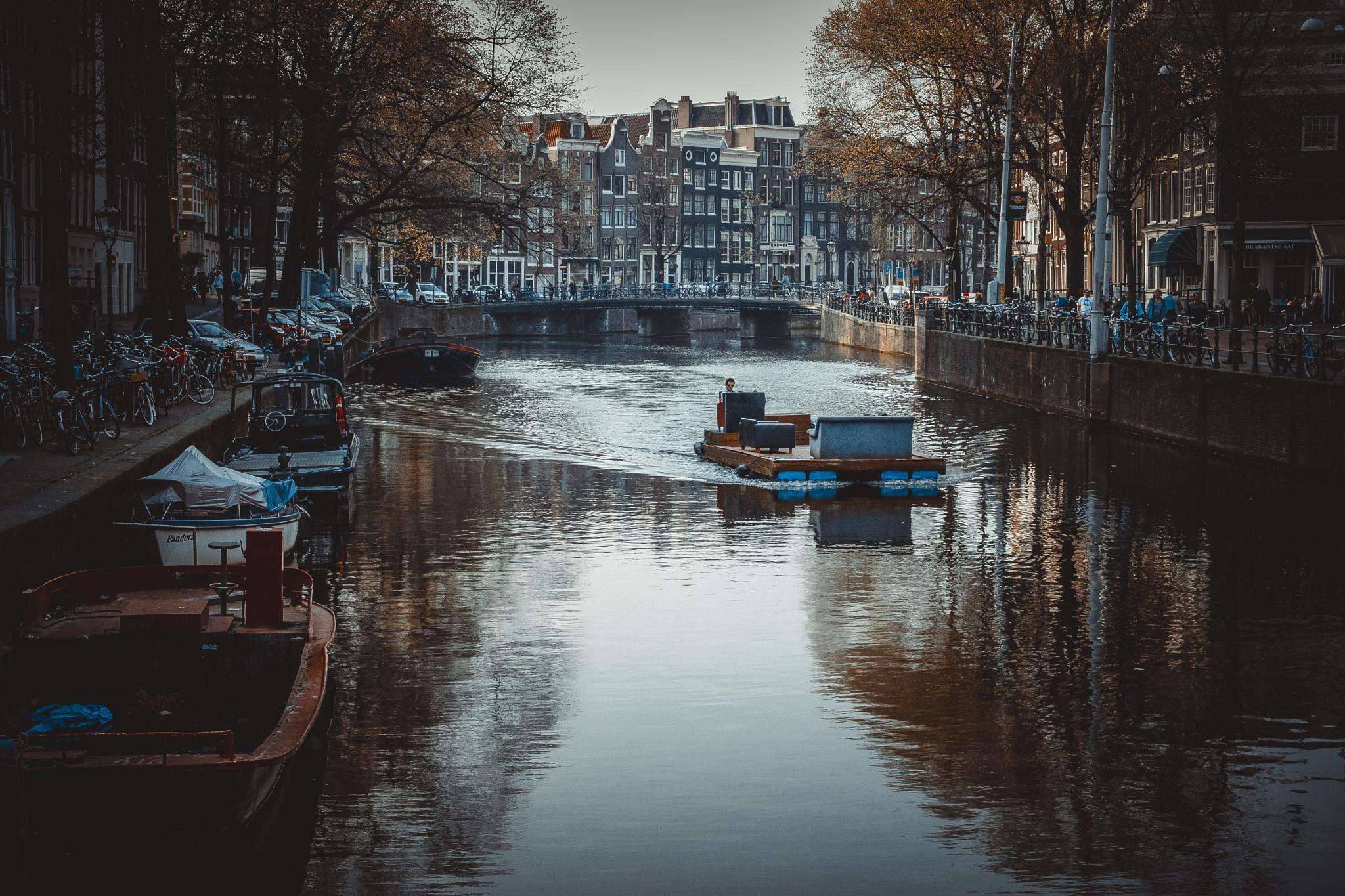 Amsterdam  by Marco Cavataio