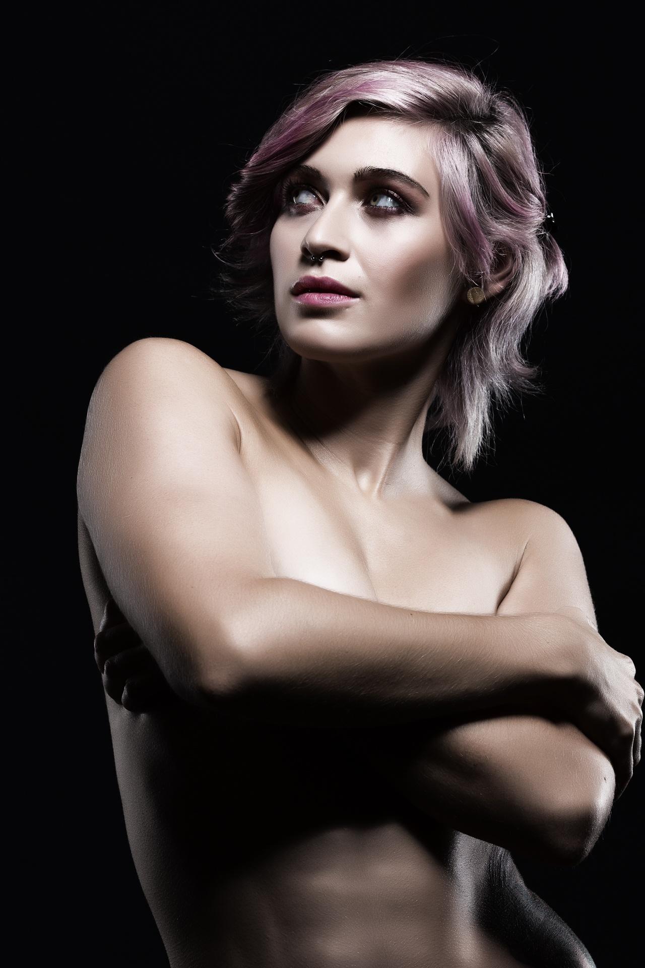 Photo in Nude #portrait #color #nude #akt #fine art #schnabler