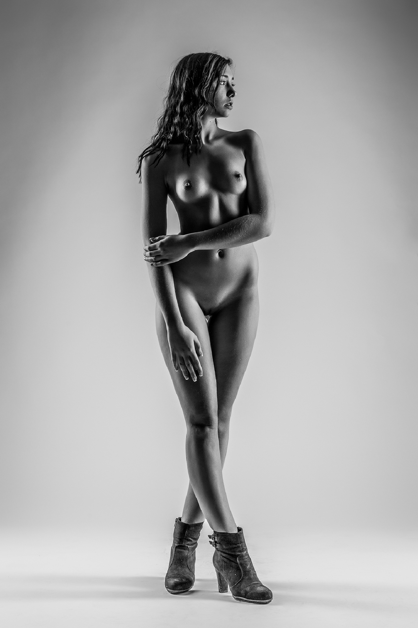 Just Nude by Schnabler