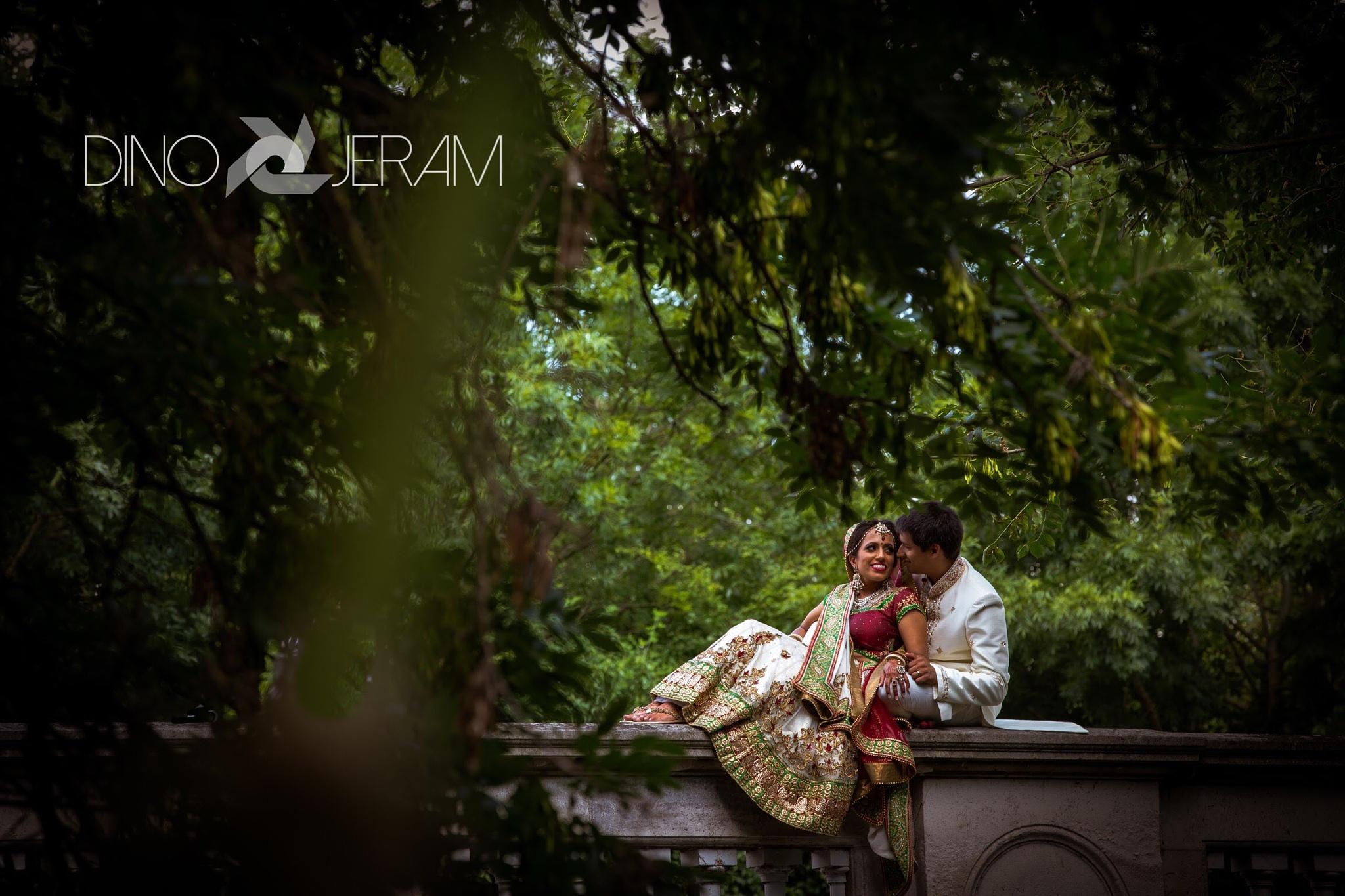 Indian Couple by dinojeram