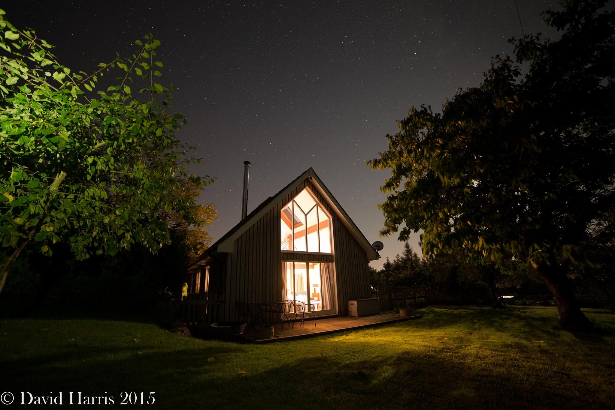 Hodson's House by David Harris