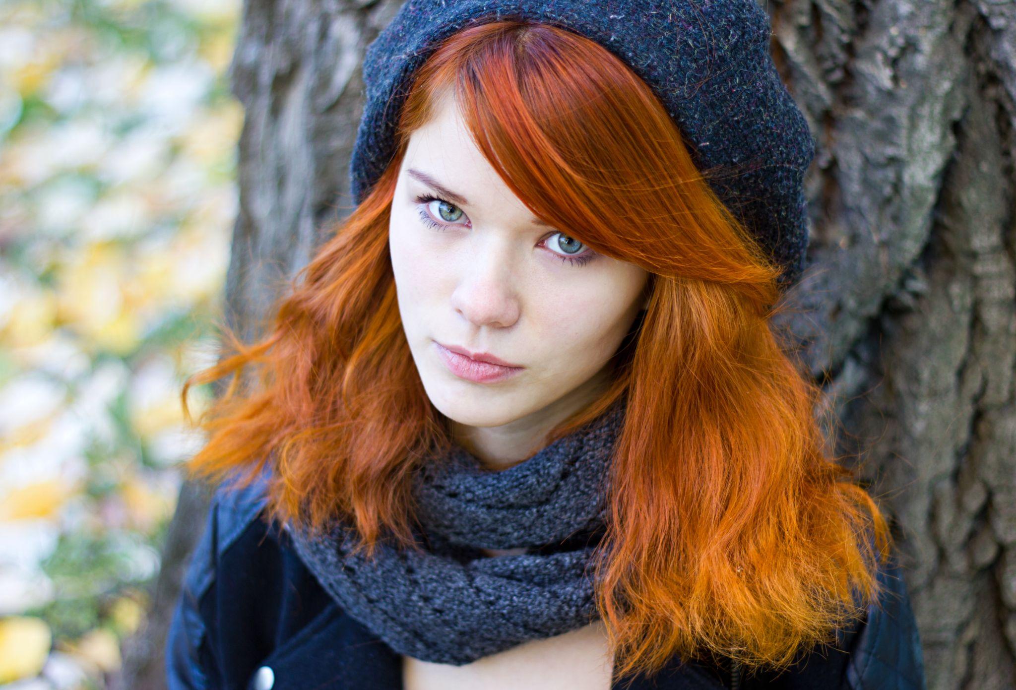 Orange autumn by Olegirl