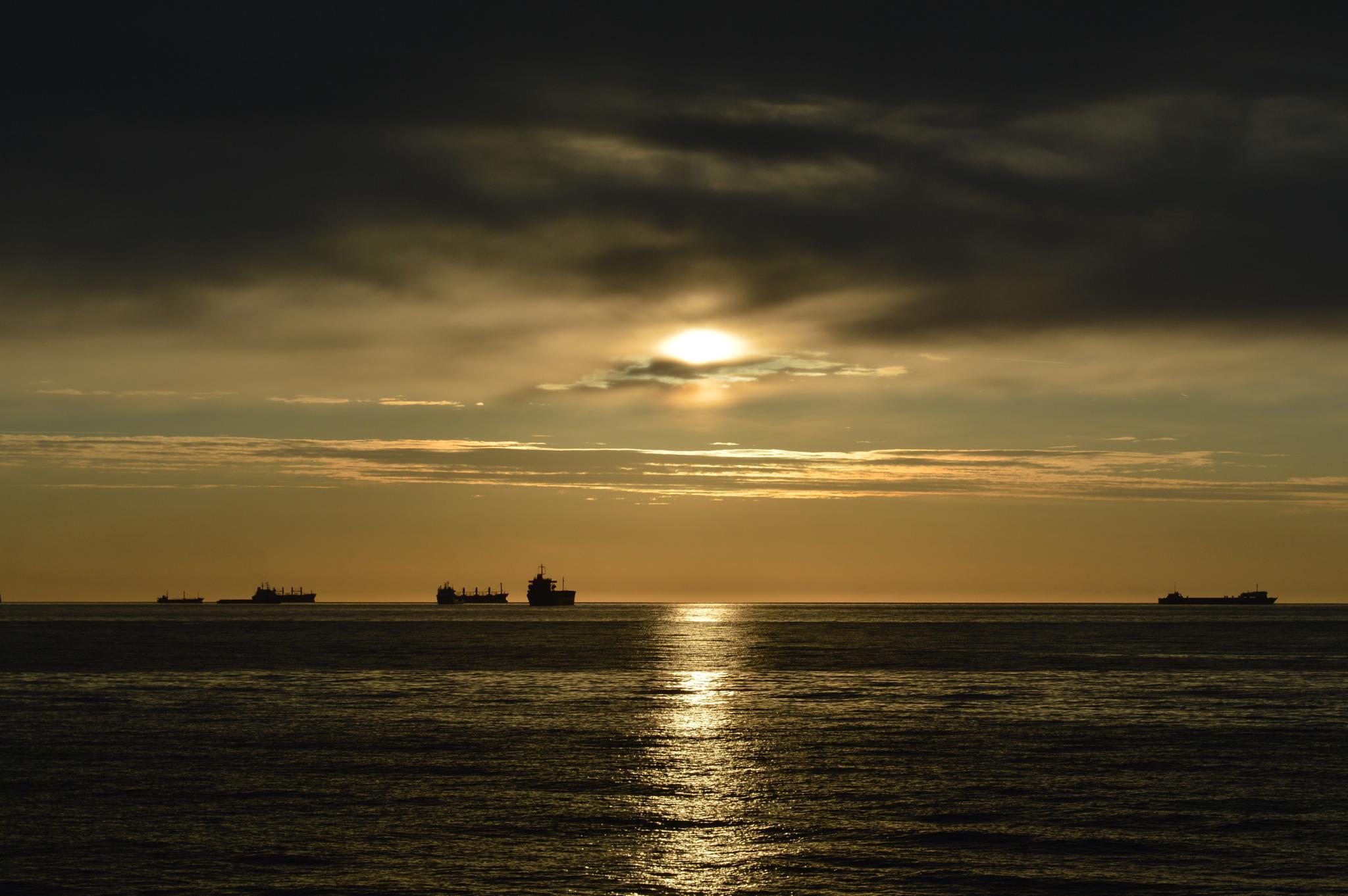 Sunrise by Galq Fo-teva