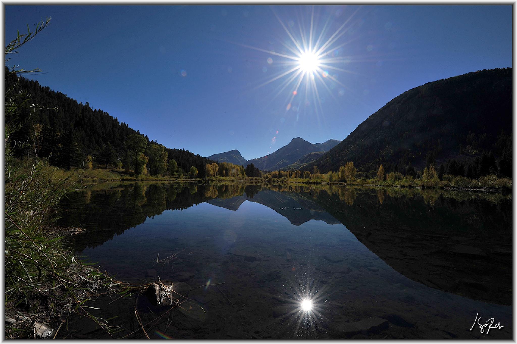 Reflection by Hugo