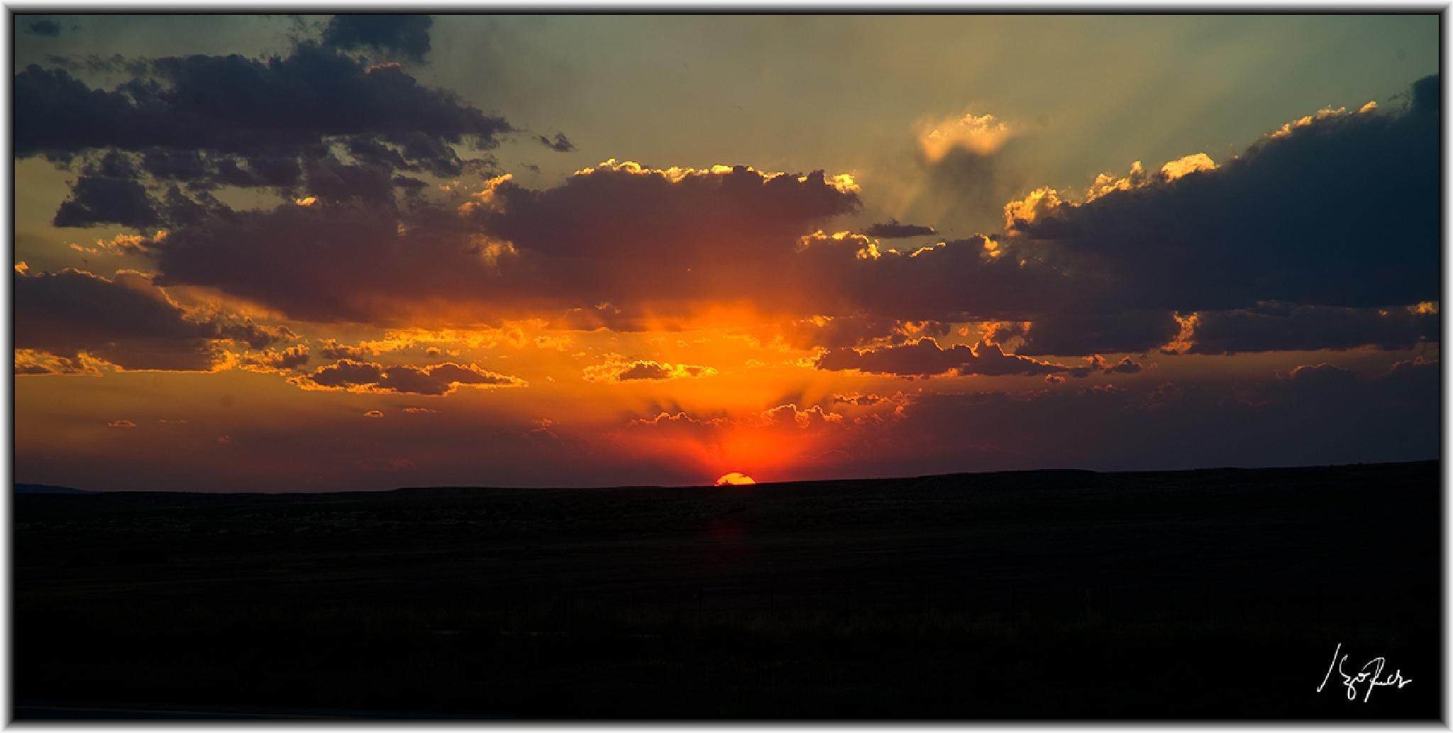 Sunrise by Hugo