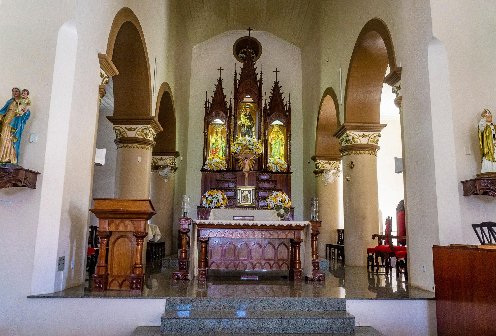 Church by marcilio xavier adjafre
