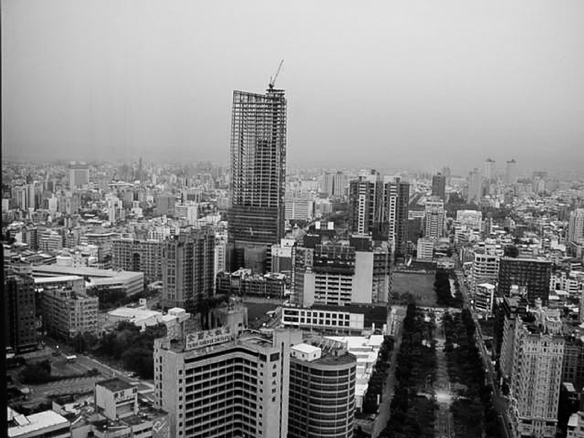 View from the Grand Formosa. by Giraffarin