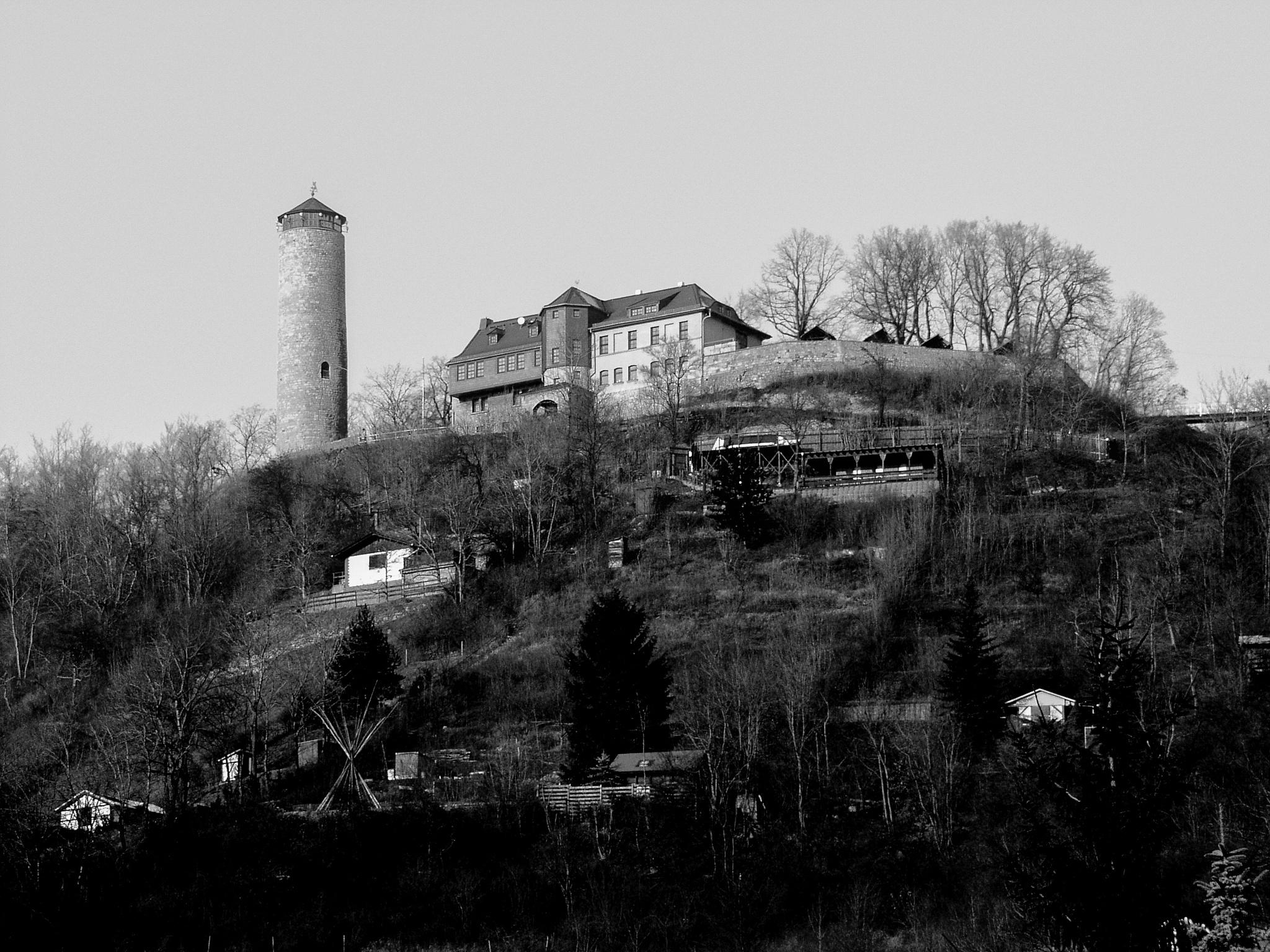 Fuchsturm - Jena-Ost by Giraffarin