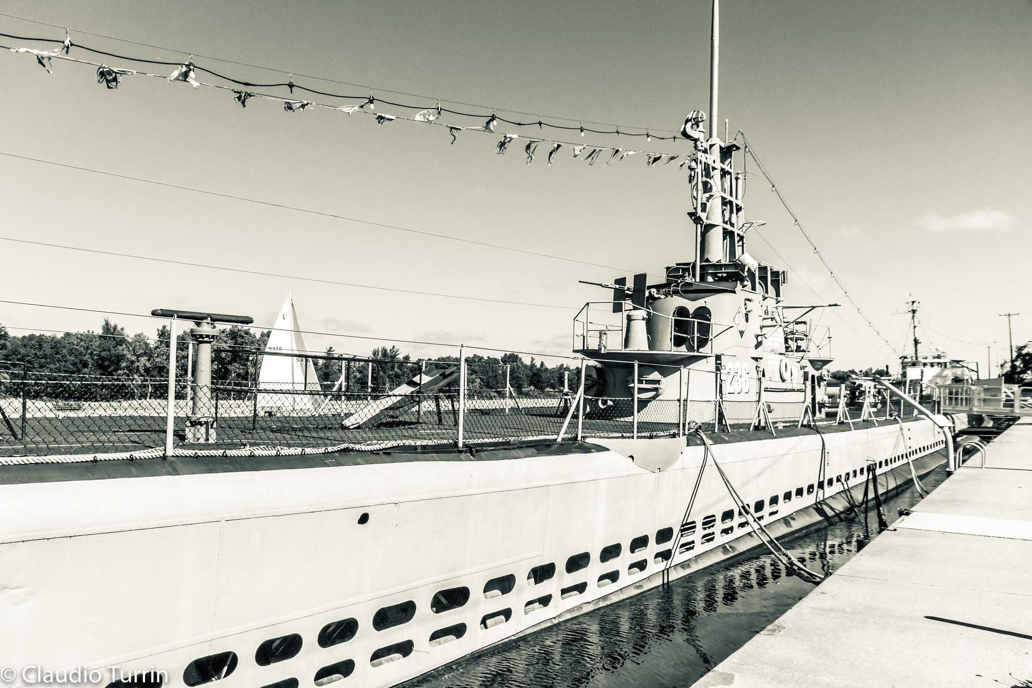Muskegon, USS Submarine Silversides SS-236 #12 by claudioturrin77
