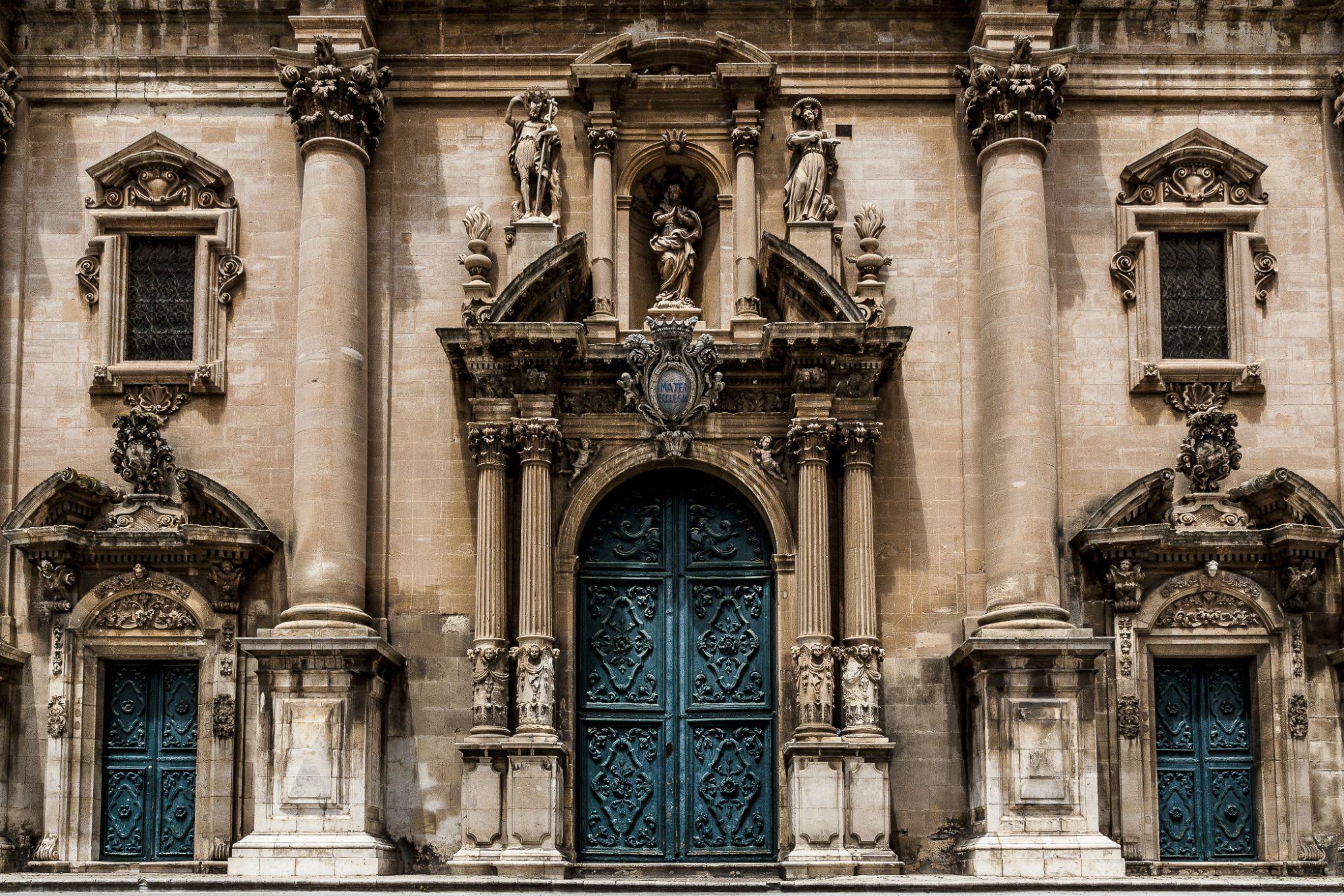 Ragusa Ibla Barocco Siciliano by claudioturrin77