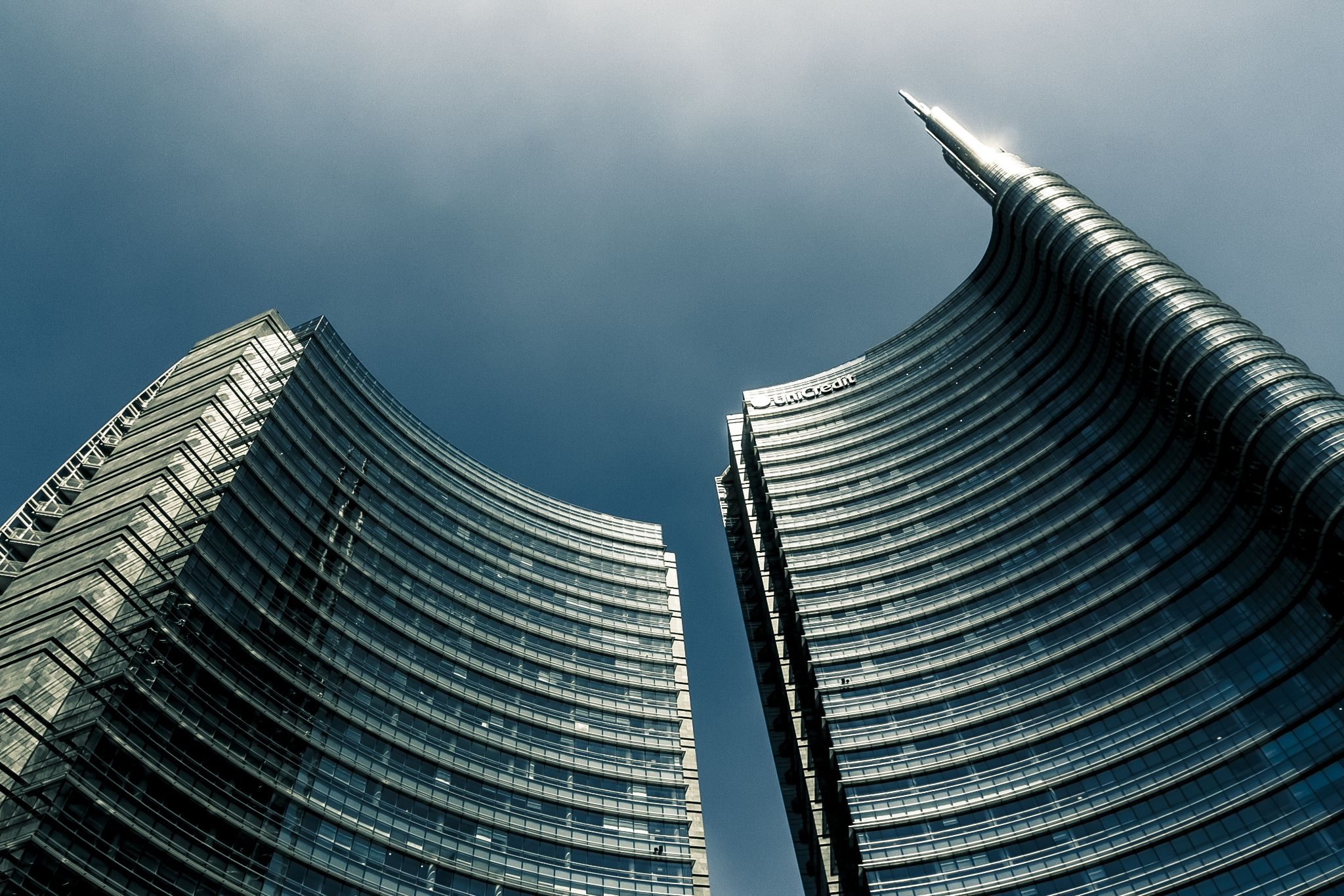 UniCredit Building by claudioturrin77