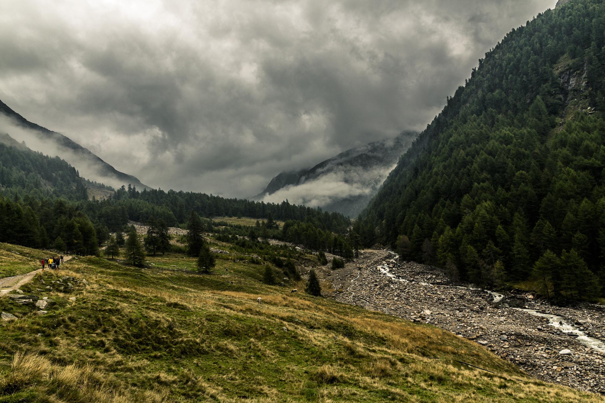 Val Senales by claudioturrin77